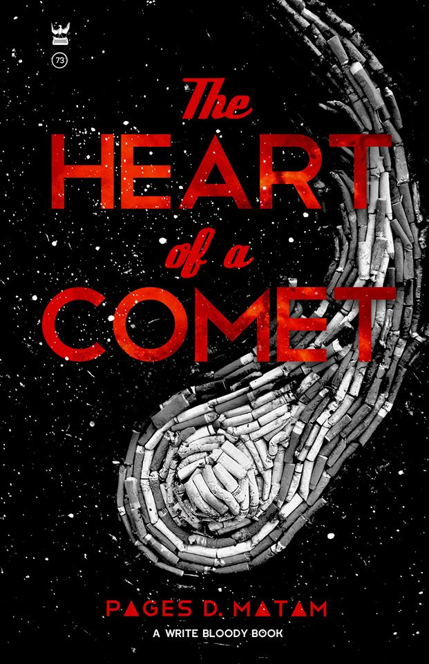 The Heart of a Comet by Pages Matam