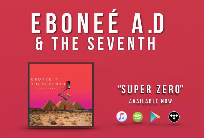 Super Zero -Eboneé A. D + TheSEVENth